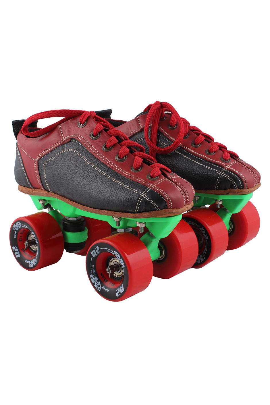 2e7d5c0ea51 Quad Skate Hyper R2 Red