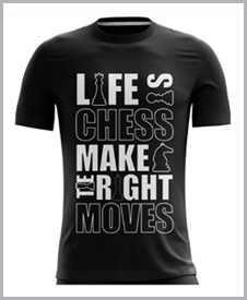 Chess T-shirts