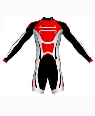 Sublimated speed suit