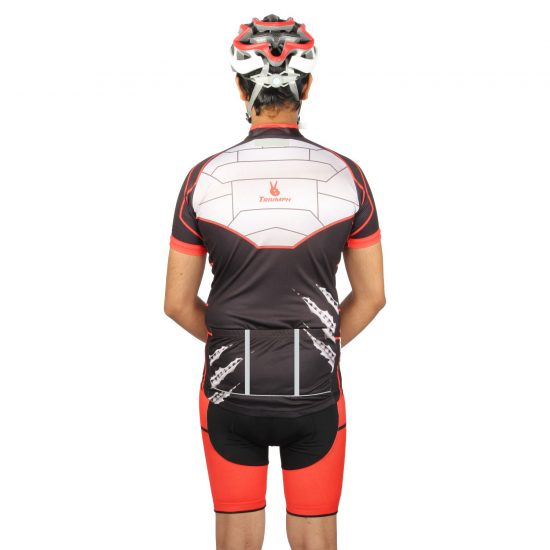 Sublimation Printed Cycling Clothing Set