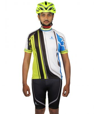 Men's Cycling Jersey & Shorts