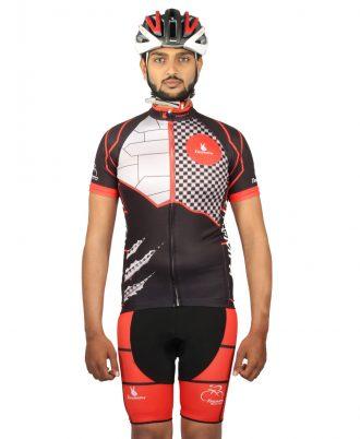 Sublimation Printed Cycling Clothing Set