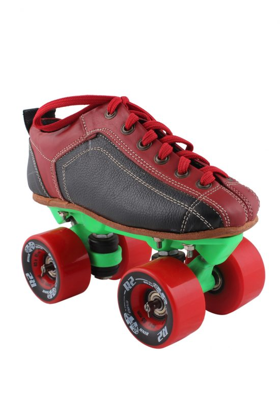Quad Skate Hyper R2 Red Package