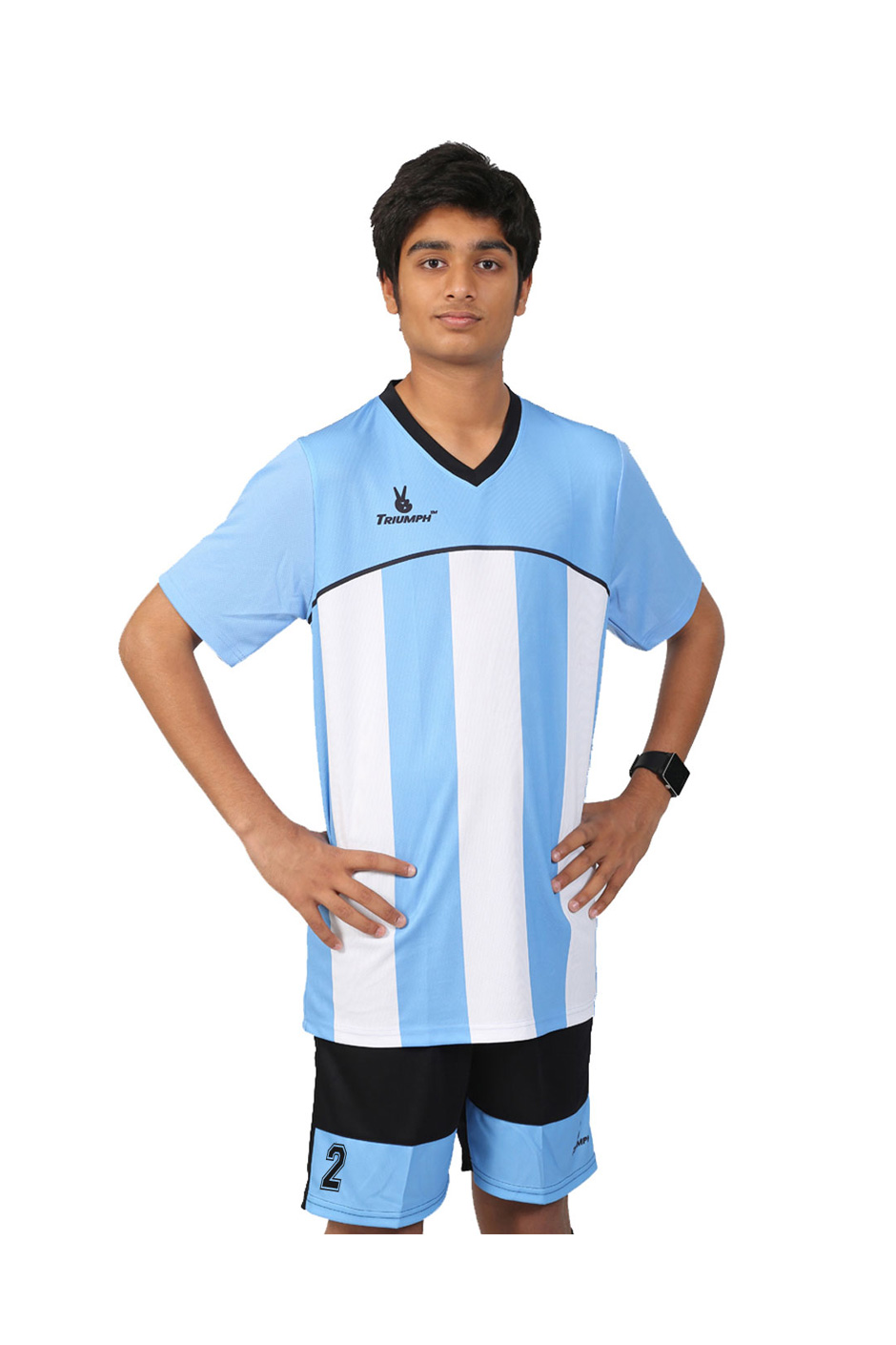 fa9ca85e7 Sublimated football Uniform ₹849.00