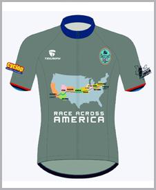 RAAM Cycling Jersey
