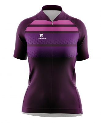 Women's Sublimated Cycling Tshirt