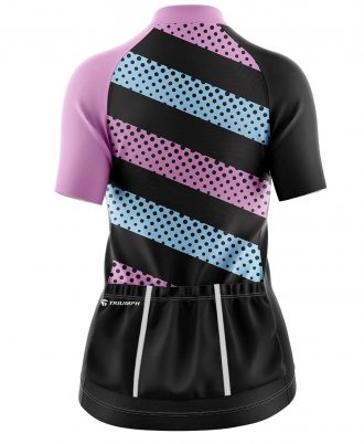 Branded Bicycling T-shirt for Women