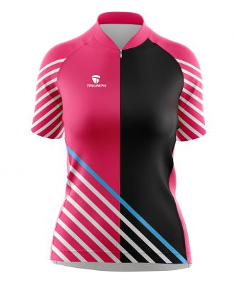 Comfortable Dri Fit Bicycle T-shirt for Women