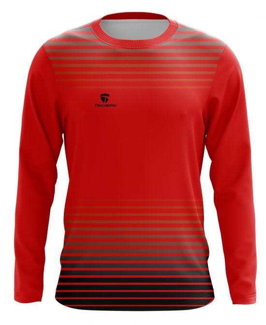 Custom Soccer Goalkeeper Jersey
