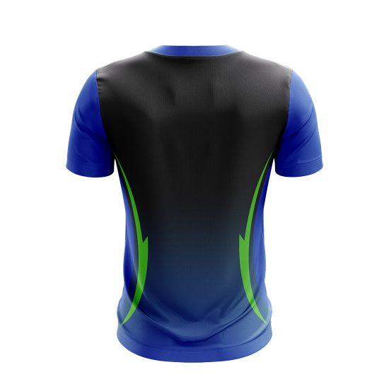 Sublimated Dri Fit Cricket Men's T-shirt