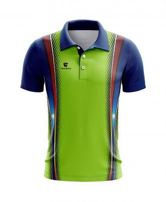 Men's Compression Cricket T-Shirt