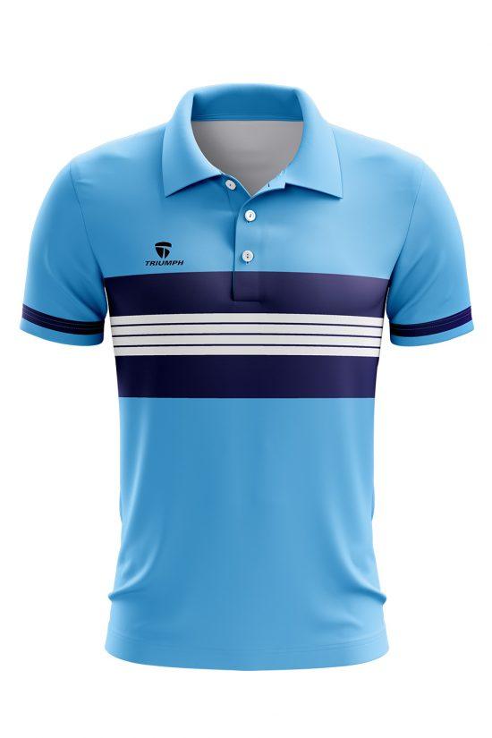 Tennis Polo Neck Tshirt for Boys