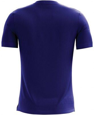 Om Designer Printed Blue Casual T-shirt
