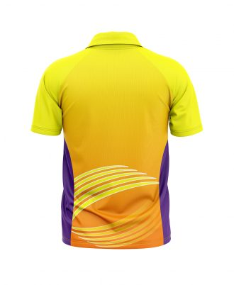 sublimation printing cricket jersey