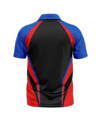 Printed Cricket Round neck jersey