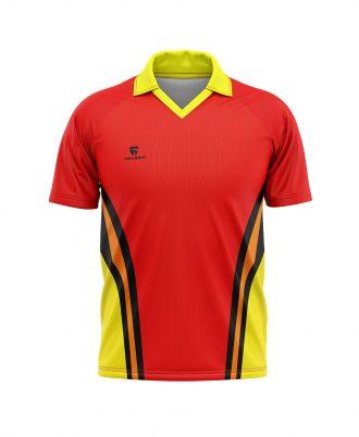 Printed Cricket jersey
