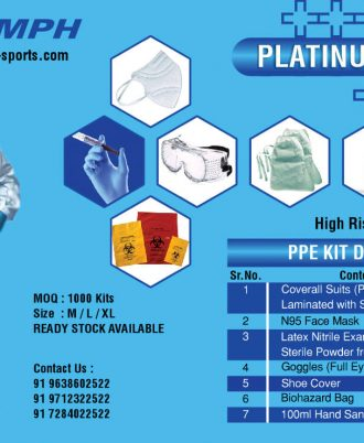 PPE Kit Personal Protective Equipment Kit