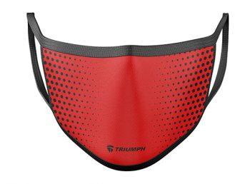 Triumph Face Mask