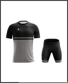Cycling RoundNeck T-shirt Set