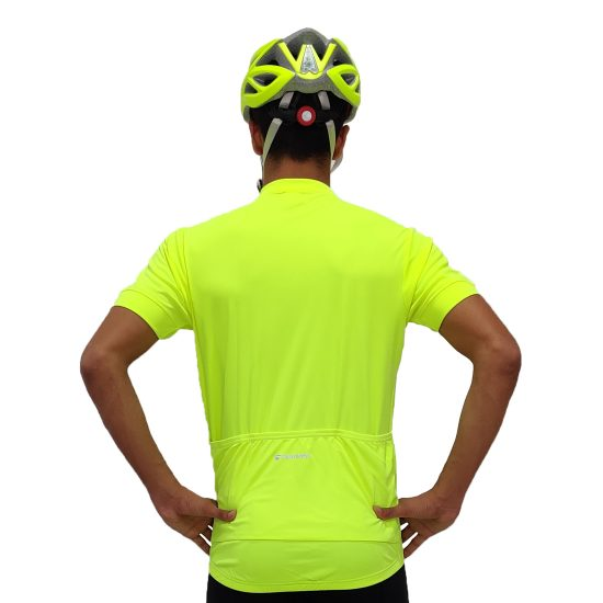 Men's Half Zipper Cycling Jersey