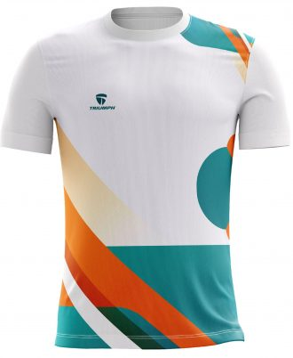 Men's Polyester Sports Kabaddi Jersey