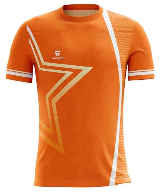 New Design Polyester Sports Football Jersey for Team