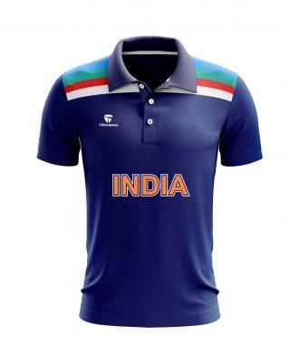 Team India Cricket T Shirt 2021 | Team India Cricket Jersey 2021 | Cricket Team India Jersey 2021