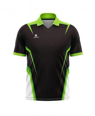 Custom Made Cricket Sports Jersey T shirt for Men