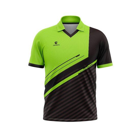 Men's Cricket Sports Club T shirt New Design Jersey
