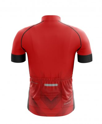 Printed Sublimation Cycling Jersey for Men