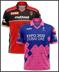 IPL JERSEYS 2021